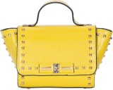 La-VORA Satchel (Yellow)