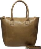 Srota Hand-held Bag (Tan)