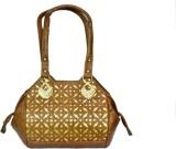 Spency Hand-held Bag (Brown)