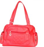 Monte Michelin Hand-held Bag (Red)