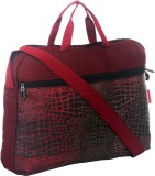 Harissons Messenger Bag (Maroon)