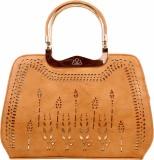Model Hand-held Bag (Tan)