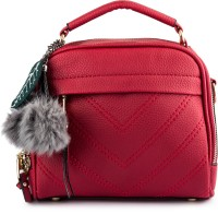 VOYAGE Sling Bag(Red-04)
