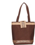 Ijay Shoulder Bag (Brown)