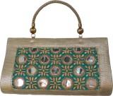 Bhamini Hand-held Bag (Green)