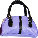 Aamin Hand-held Bag (Purple)