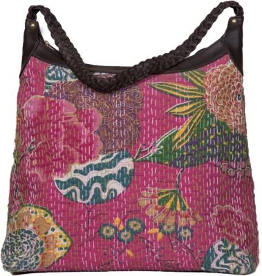 Jaipur Textiles Hub Messenger Bag