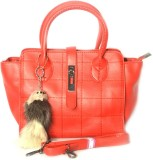 Frosty Fashion Tote (Red)