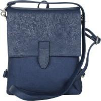 Walletsnbags Messenger Bag(Blue)