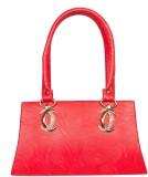 Louise Belgium Hand-held Bag (Red)