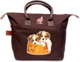 IMFPA Hand-held Bag (Brown)