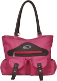 Naaz Bag Collection Hand-held Bag (Pink)