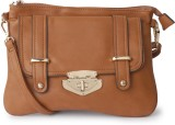 Naitik Products Messenger Bag (Brown)