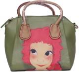 Divsam Hand-held Bag (Green)
