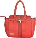 Gouri Bags Hand-held Bag (Red)