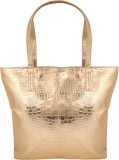 Fashion 360 Hand-held Bag (Gold)
