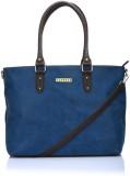Caprese Shoulder Bag (Blue)