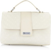 Be Trendy Hand-held Bag(White)