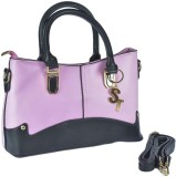 Stylathon Hand-held Bag (Pink)