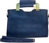 EmpezarTradin Hand-held Bag (Blue)