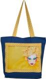 Boombastic Shoulder Bag (Blue, Yellow)