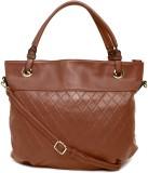 Mast & Harbour Shoulder Bag (Brown)