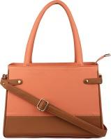 CLASSICFASHION Shoulder Bag(PITCH&BEIGE)