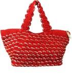 moKanc Hand-held Bag (Red)
