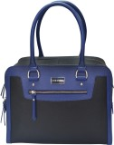 Cross Hand-held Bag (Blue)