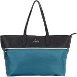 Lavie Shoulder Bag (Black, Blue)