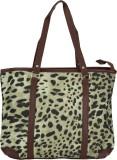 Jolie Shoulder Bag (Green, Brown)
