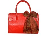 Galore Hand-held Bag (Red)