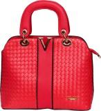 Deeanne London Messenger Bag (Red)