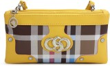 Archies Sling Bag (Yellow)