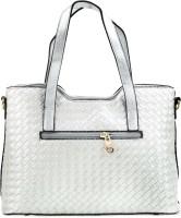 Skyline Hand-held Bag(Silver)