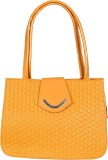 Esskay Hand-held Bag (Yellow)