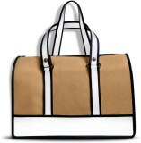 Pencilled Hand-held Bag (Multicolor)