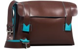 Harp Messenger Bag (Brown)