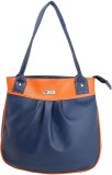 Beau Design Tote (Blue)
