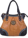Zaken Hand-held Bag (Tan)