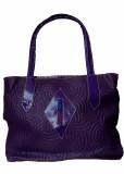 Modish Look Shoulder Bag (Purple)