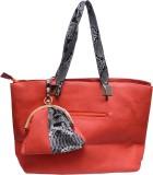 Tanishka Exports Shoulder Bag (Orange)