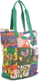 Spice Art Hand-held Bag (Multicolor)