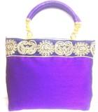 Gliteri Hand-held Bag (Purple)
