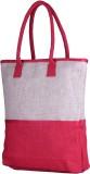 Jute Tree Shoulder Bag (Red)