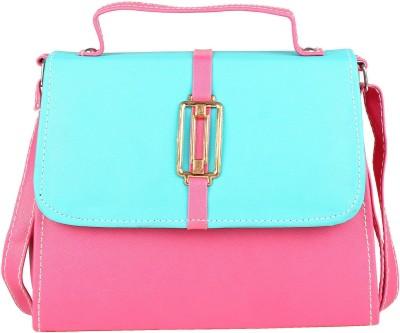 Pink Rose Sling Bag