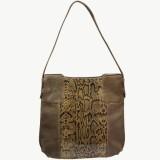 Jeane Sophie Shoulder Bag (Beige)