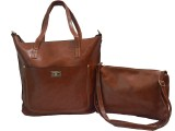 Qalisers Shoulder Bag (Brown)