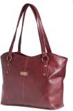 Prado Paris Shoulder Bag (Maroon)