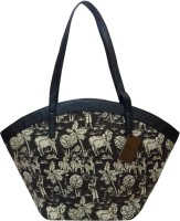 Bhamini Shoulder Bag(Black-01)